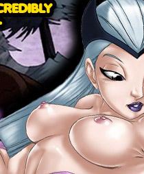 Gwen hentai porno