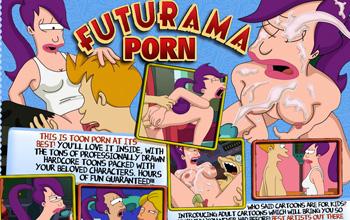 Порно игра футурамы